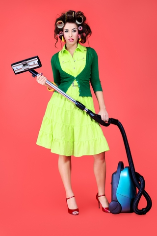 Mad Woman Vacuums